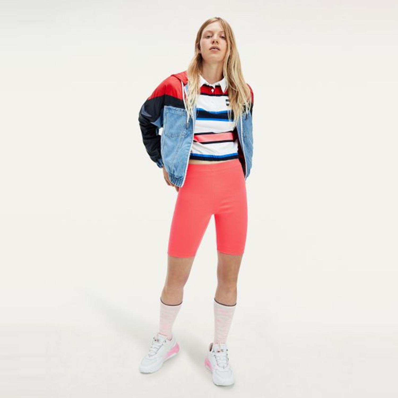 Tommy Jeans Tommy Jeans Γυναικείο Ποδηλατικό Κολάν – Σορτς (9000074846_51865)