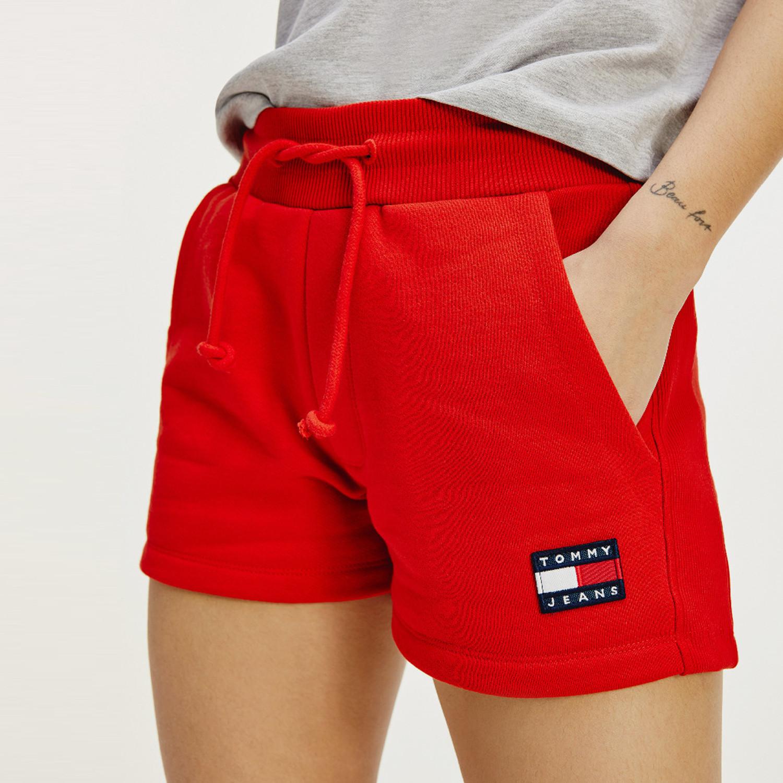 Tommy Jeans Tommy Jeans Badge Γυναικείο Σορτς (9000074844_45072)