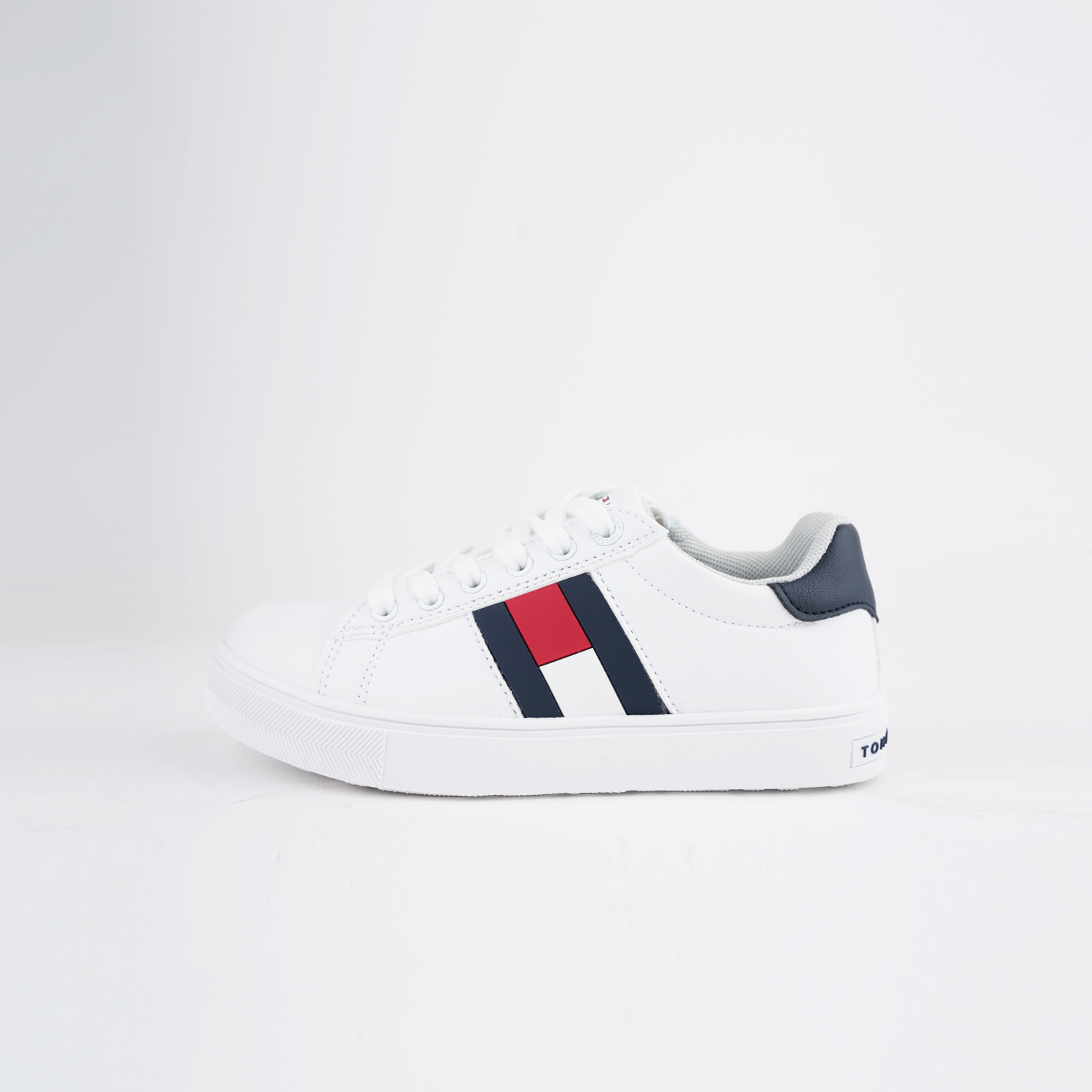 Tommy Jeans Tommy Jeans Low Cut Lace-Up Παιδικά Sneaker (9000074996_2879)