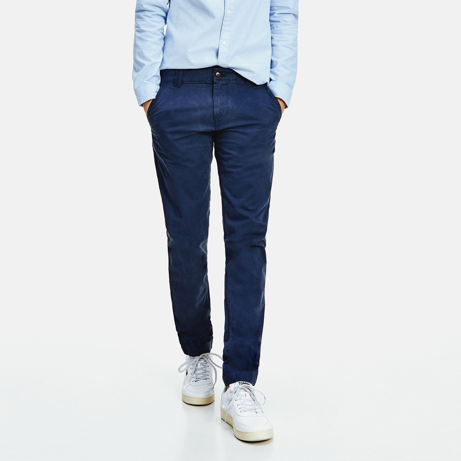 Tommy Jeans Scanton Ανδρικό Chino Παντελόνι (Μήκος 32L) (9000074766_45076)