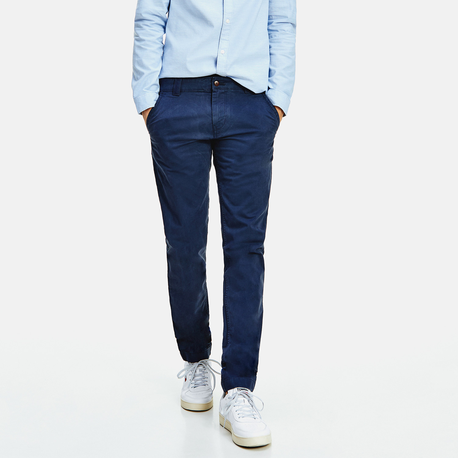 Tommy Jeans Scanton Ανδρικό Chino Παντελόνι (Μήκος 34L) (9000074767_45076)