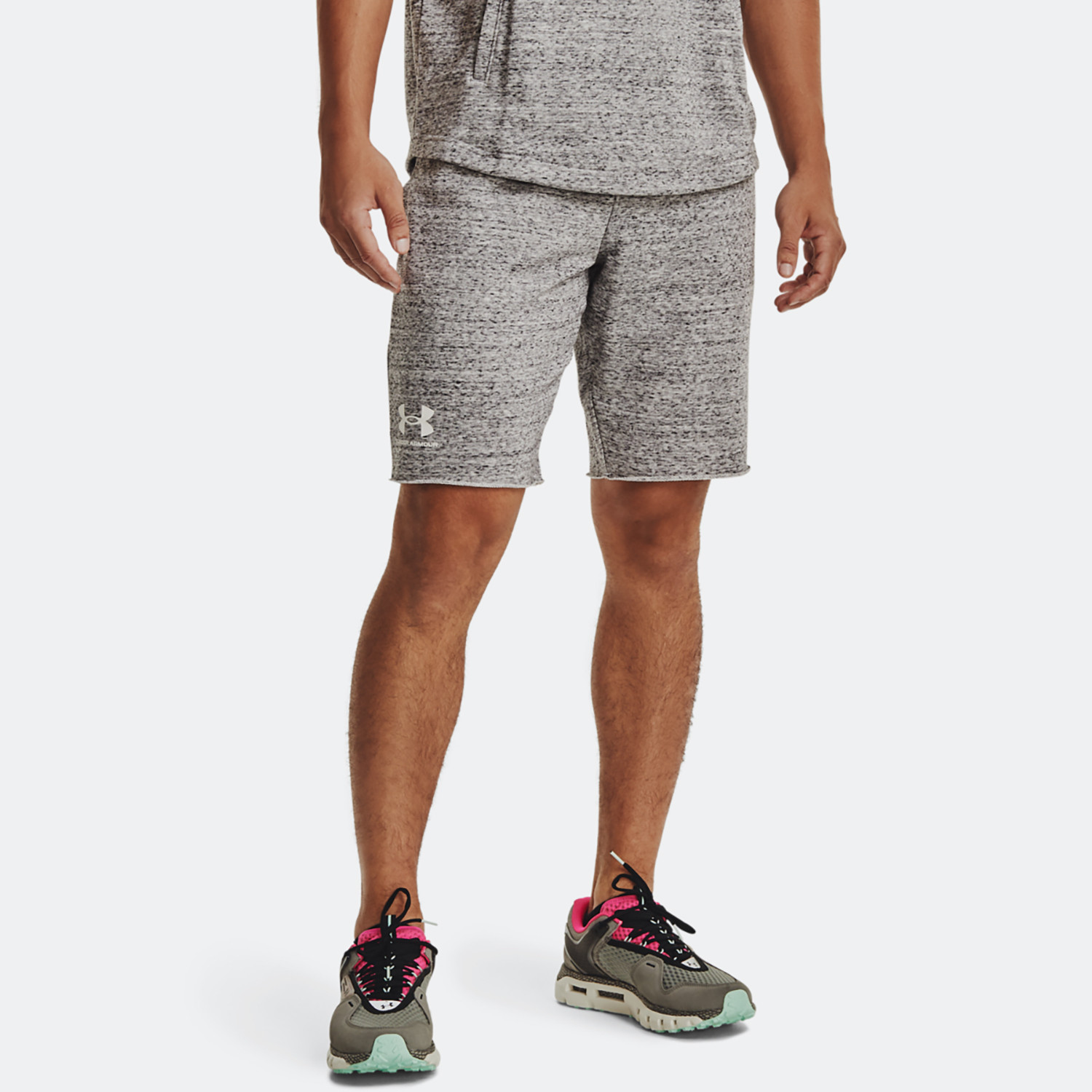 Under Armour Under Armour Rival Terry Ανδρικό Σορτς (9000070731_50788)