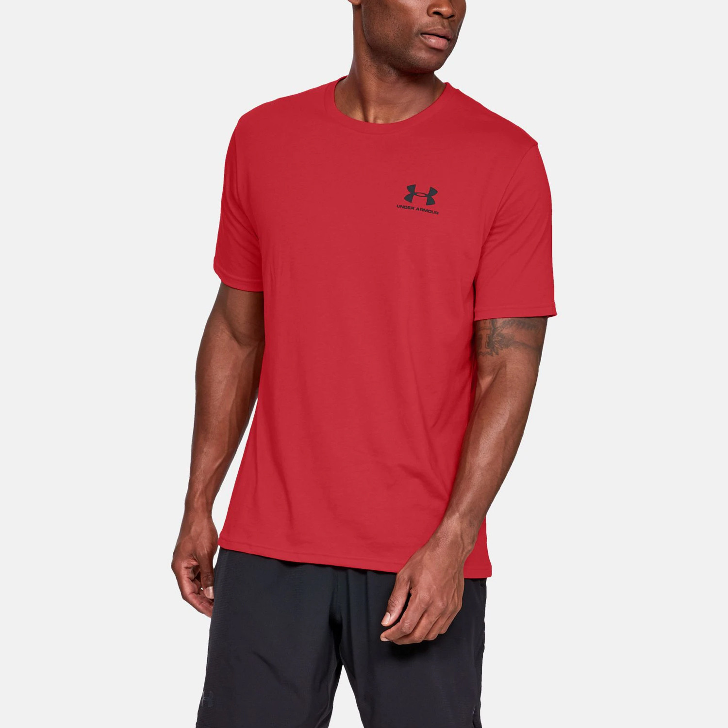 Under Armour Under Armour Sportstyle Left Chest Ανδρικό T-shirt (9000048020_44293)