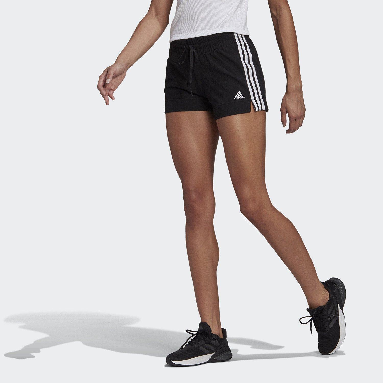 adidas Performance adidas Essentials Slim 3-Stripes Γυναικείο Σορτς (9000068472_1480)