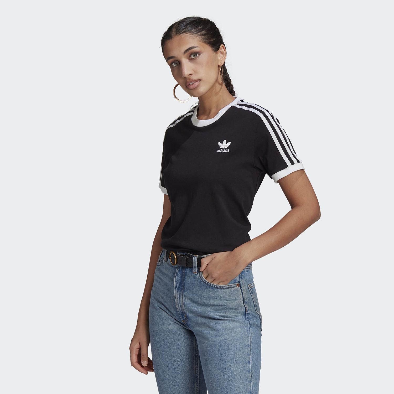 adidas Originals 3-Stripes Γυναικείο T-Shirt (9000068608_1469)