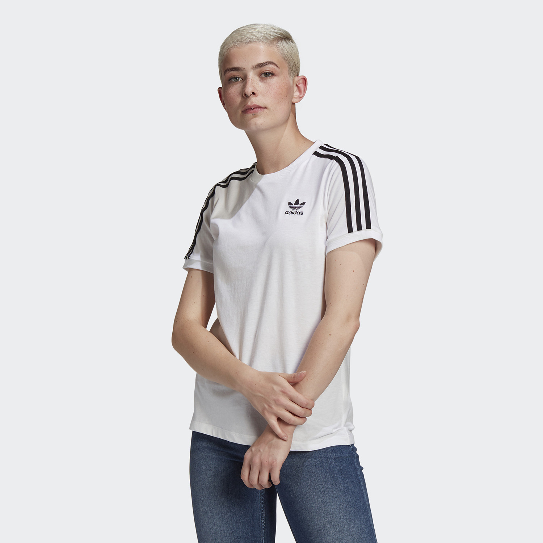 adidas Originals 3-Stripes Γυναικείο T-Shirt (9000068616_1539)