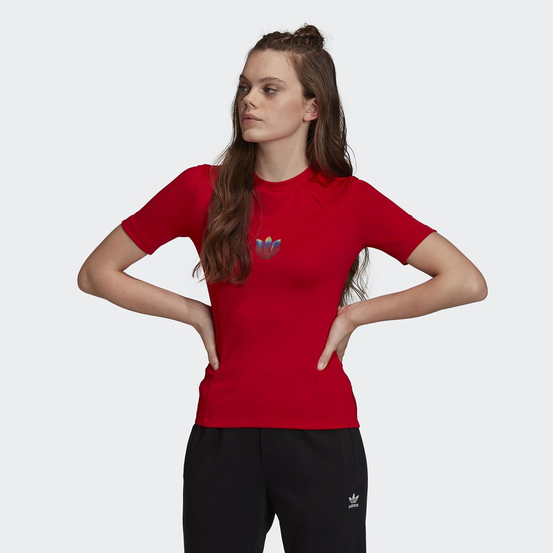 adidas Originals Adicolor Γυναικεία Μπλούζα (9000058448_10260)