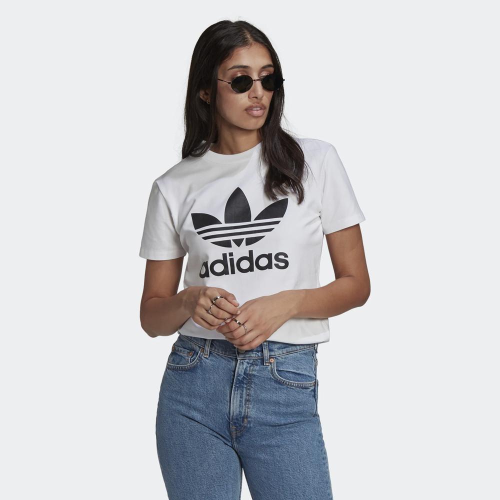 adidas Originals Trefoil Γυναικείο T-Shirt (9000068607_1539)