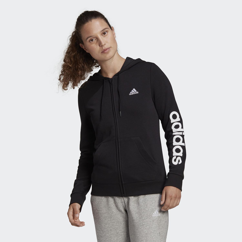 adidas Performance Essentials Logo Γυναικεία Ζακέτα (9000074145_1480)