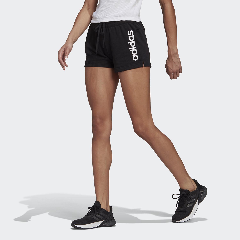 adidas Performance adidas Performance Essentials Slim Logo Γυναικείο Σορτς (9000068473_1480)