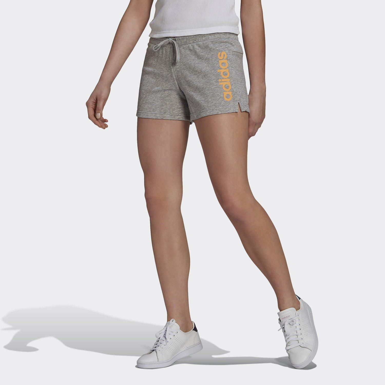 adidas Performance adidas Performance Essentials Slim Logo Γυναικείο Σορτς (9000068476_50171)