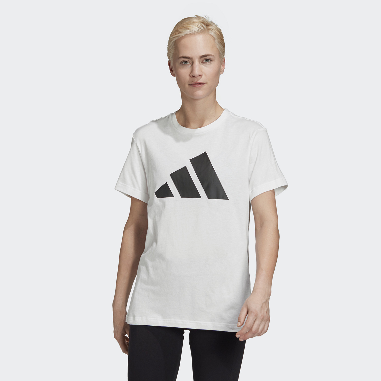 adidas Performance Logo Γυναικεία Μπλούζα (9000058537_1539)