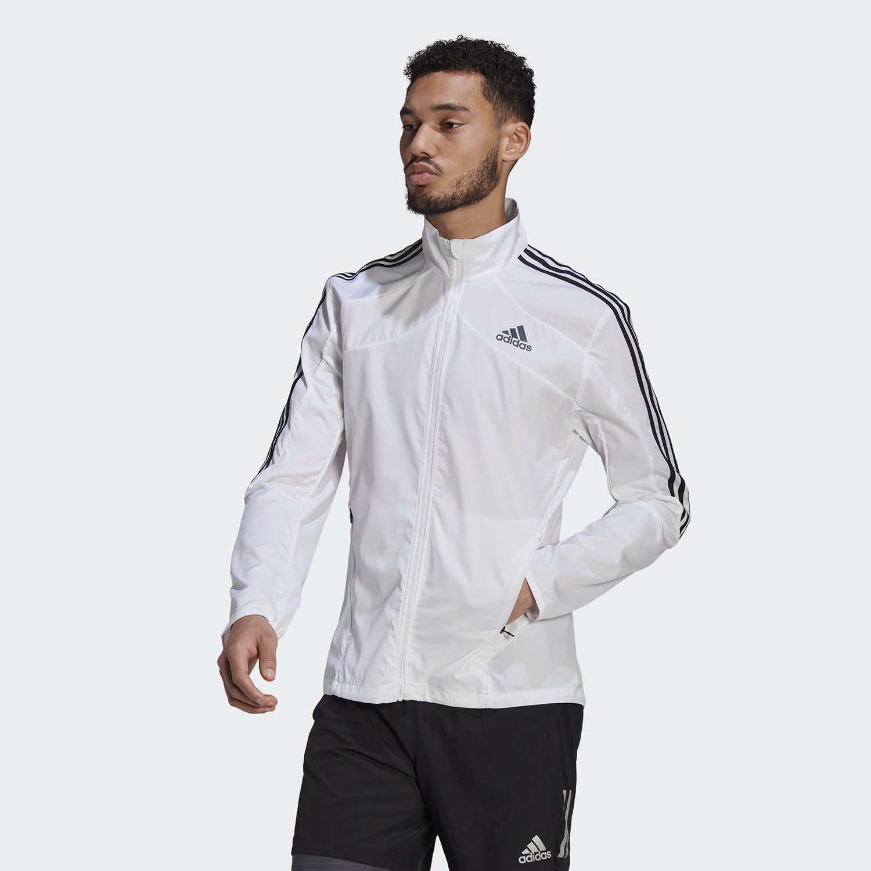 adidas Performance Marathon 3-Stripes Ανδρική Ζακέτα (9000074116_1540)