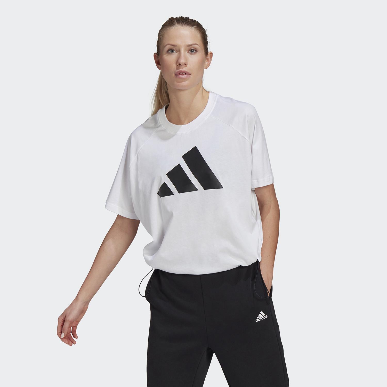 adidas Performance Sportswear Adjustable Badje Of Sports Γυναικεία Μπλούζα (9000068408_1539)