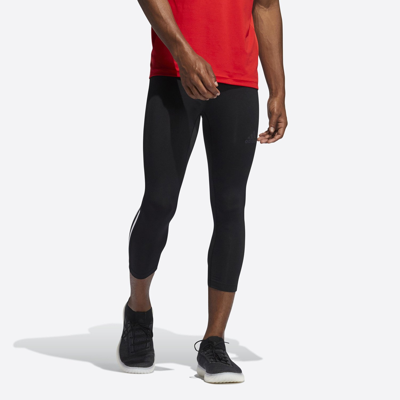 adidas Performance Techfit 3/4 3-Stripes Ανδρικό Κολάν (9000068299_1469)