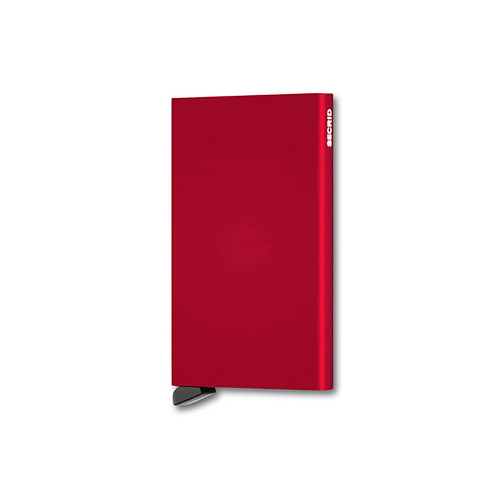 Πορτοφόλια ανδρικά Secrid Κόκκινο Cardprotector