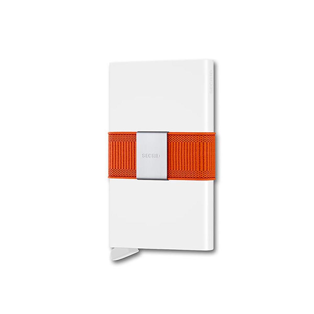 Πορτοφόλια ανδρικά Secrid Πορτοκαλί Moneyband Light Stream