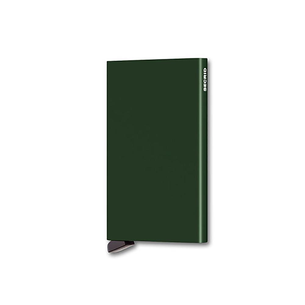 Πορτοφόλια ανδρικά Secrid Πράσινο Cardprotector