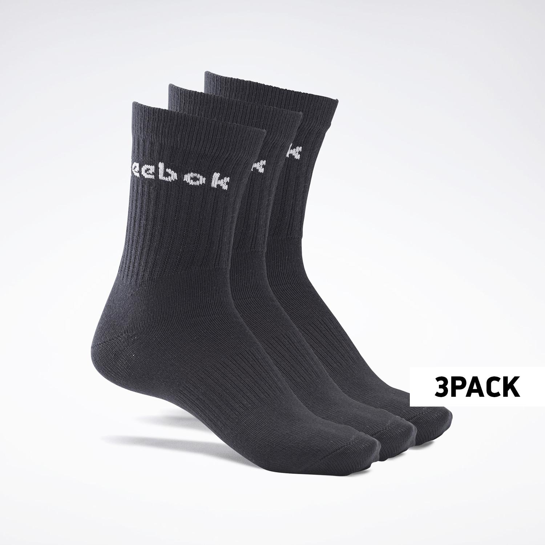 Reebok Sport Active Core Crew 3Pack Unisex Κάλτσες (9000083567_1469)