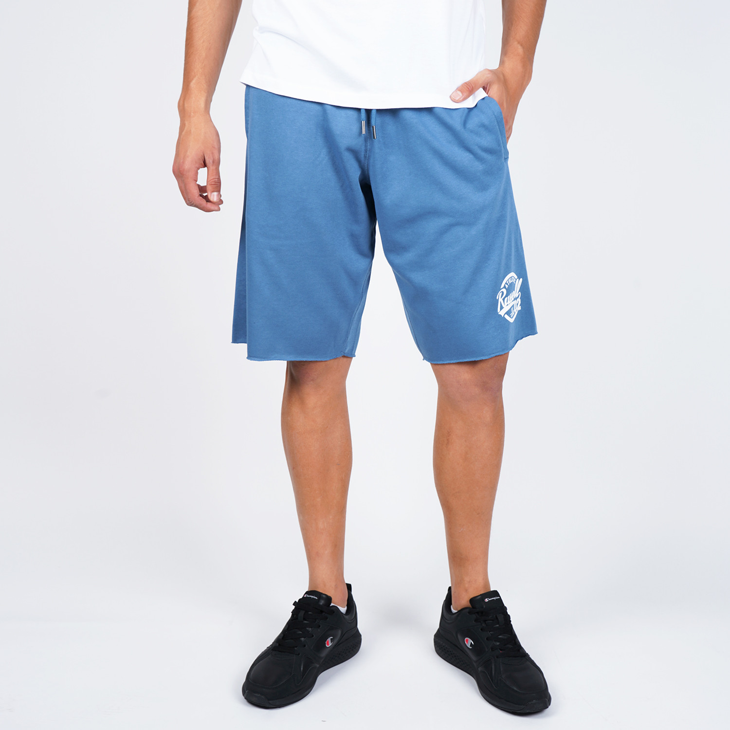 Russell Athletic Russell Athletic Collegiate Raw Edge Men's Shorts (9000051637_32898)