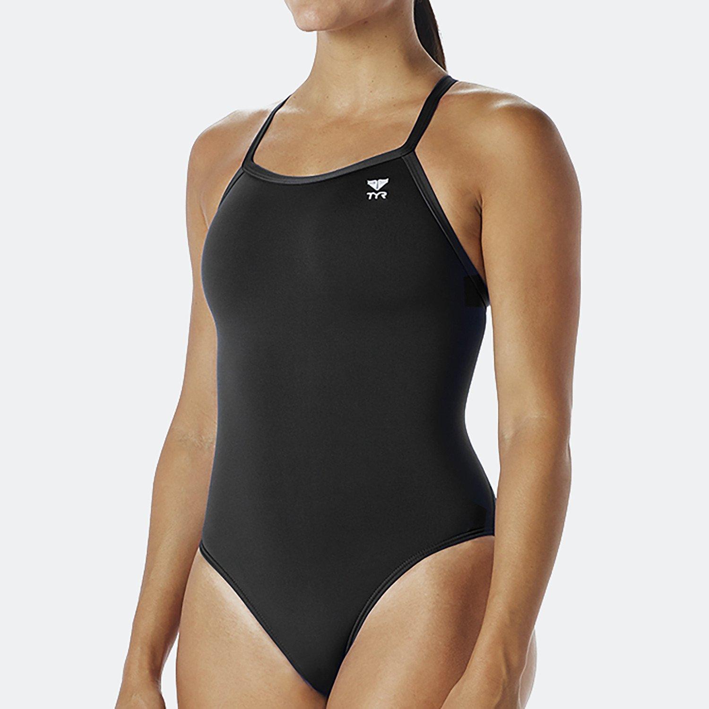 TYR Solid Durafast One Γυναικείο Ολόσωμο Μαγιό Κολύμβησης (9000066224_1469)