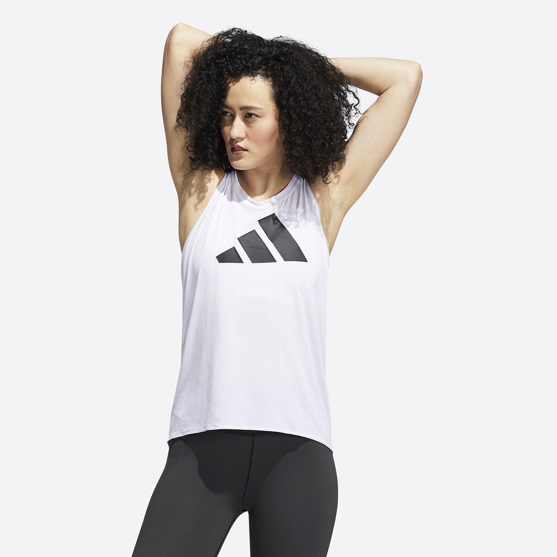adidas Performance 3-Stripes Logo Αμάνικο T-shirt (9000084094_1540)
