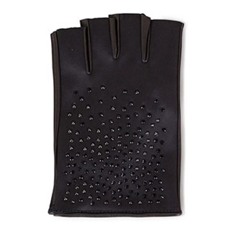 Γάντια γυναικεία Emporio Armani Μαύρο 634061 8A262