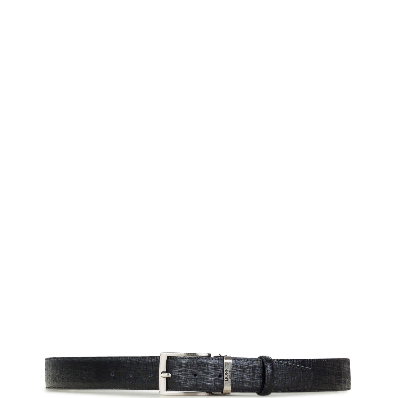 Ζώνες ανδρικές Boss Shoes Μαύρο QB005