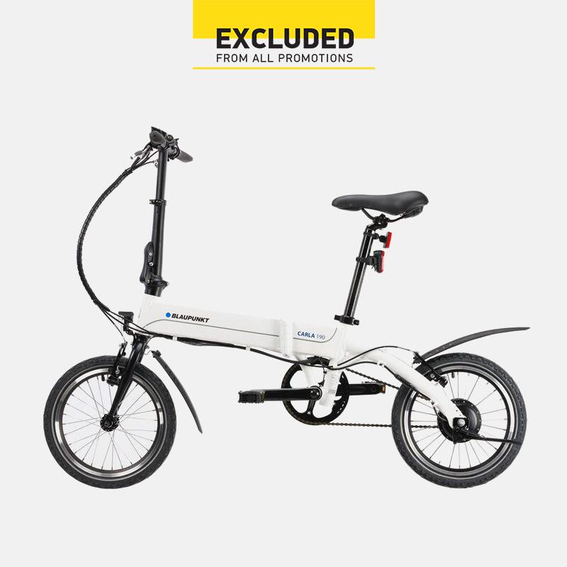 Blaupunkt Carla 190 16″ Ηλεκτρικό Ποδήλατο (9000060408_1480)