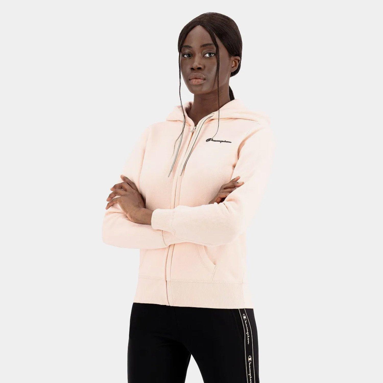 Champion Hooded Full Zip Sweatshirt (9000082539_54060)