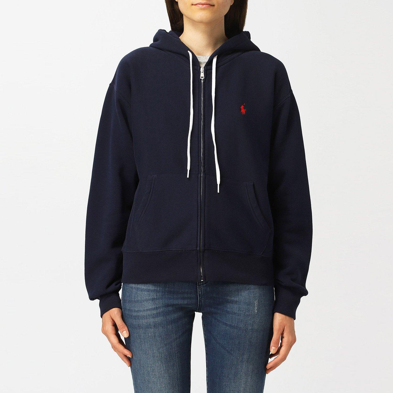 Polo Ralph Lauren Ls Zip Hd-Long Sleeve-Knit (9000089250_42083)
