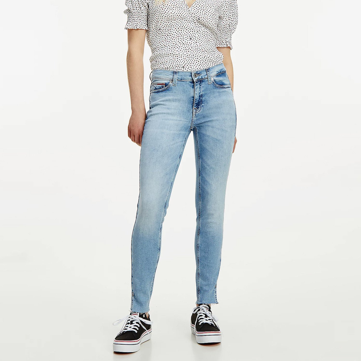 Tommy Jeans Nora Mr Skny Ankle Ae115 Lbs (9000088552_55447)