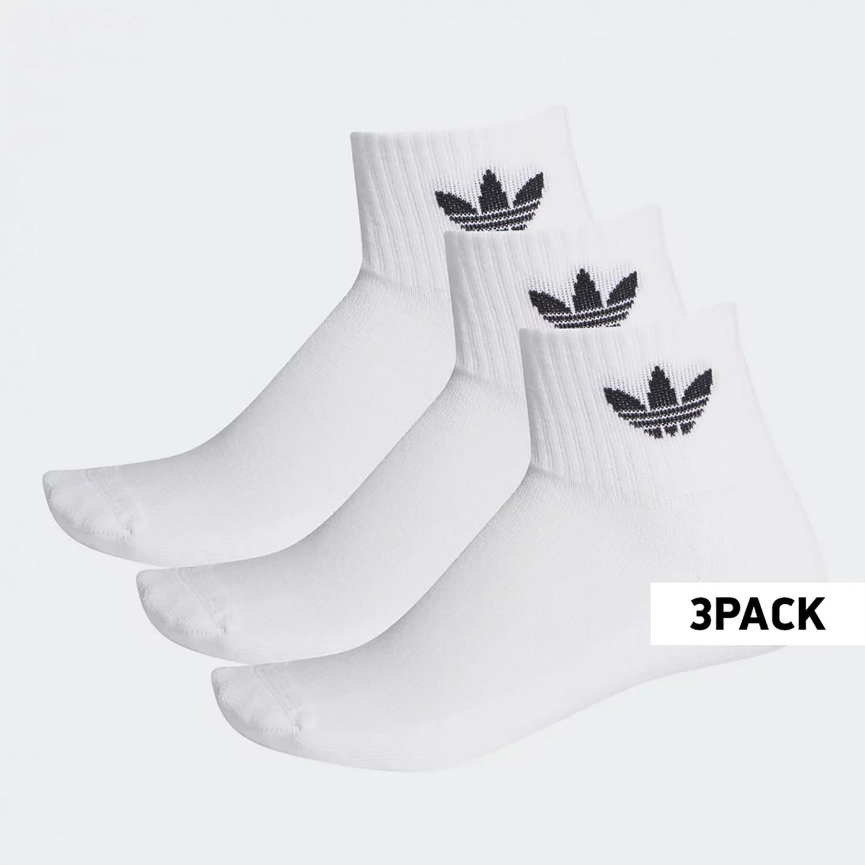 adidas Originals Mid-Cut Crew Socks (9000045842_8921)