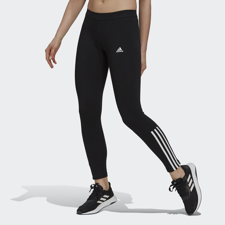 adidas Performance Essentials Fitted 3-Stripes Γυναικείο Κολάν (9000083016_1480)