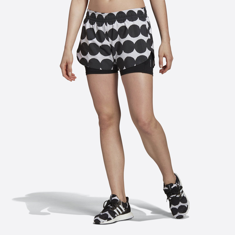 adidas Performance adidas Performance Marimekko Marathon 20 Γυναικείο Σορτς (9000084172_1469)