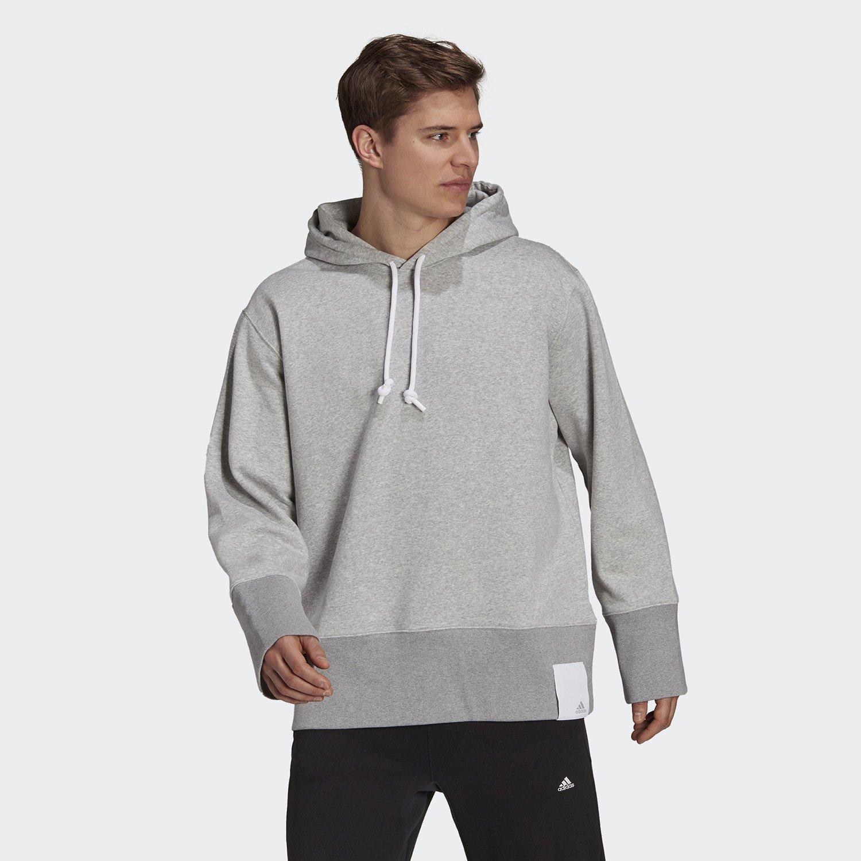 adidas Performance Sportswear Comfy and Chill Fleece Ανδρικό Φούτερ (9000089487_7747)