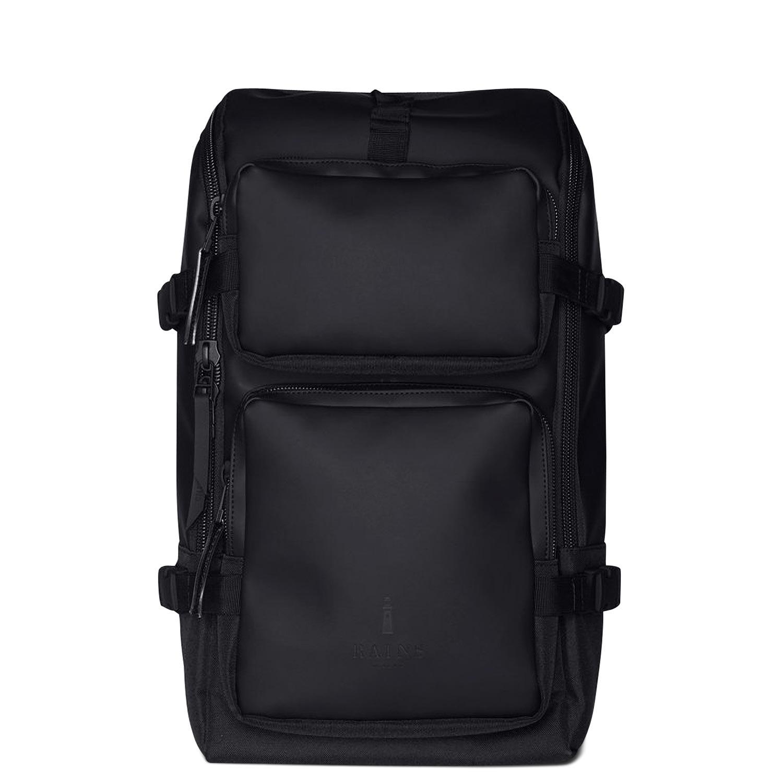 Σακίδια Πλάτης ανδρικά Rains Μαύρο Charger Backpack