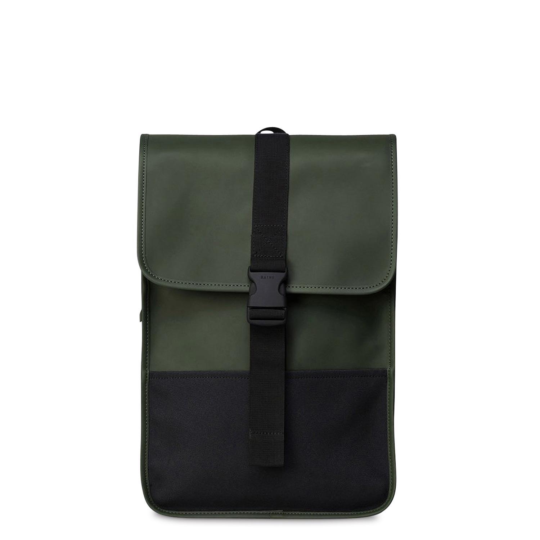 Σακίδια Πλάτης ανδρικά Rains Πράσινο Buckle Backpack Mini 1370