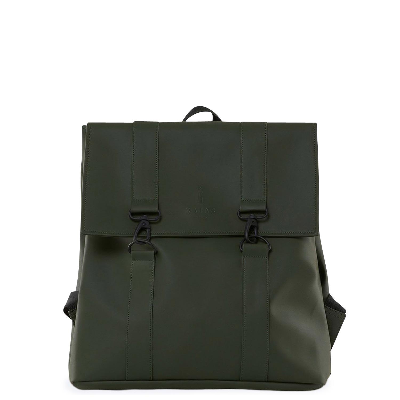 Σακίδια Πλάτης ανδρικά Rains Πράσινο Msn Bag