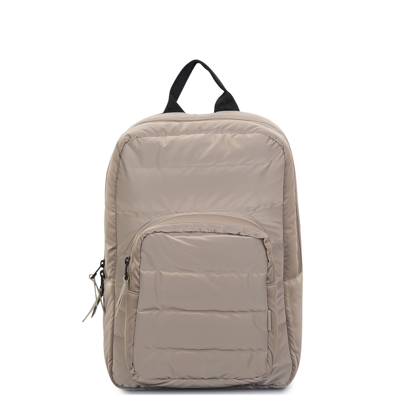 Σακίδια Πλάτης ανδρικά Rains Velvet Taupe Base Bag Mini Quilted
