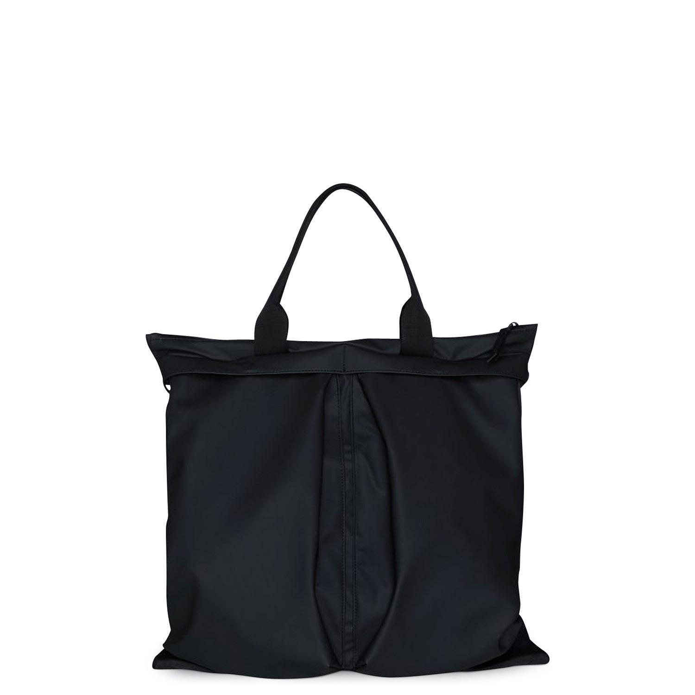 Χιαστί ανδρικά Rains Μαύρο Helmet Bag
