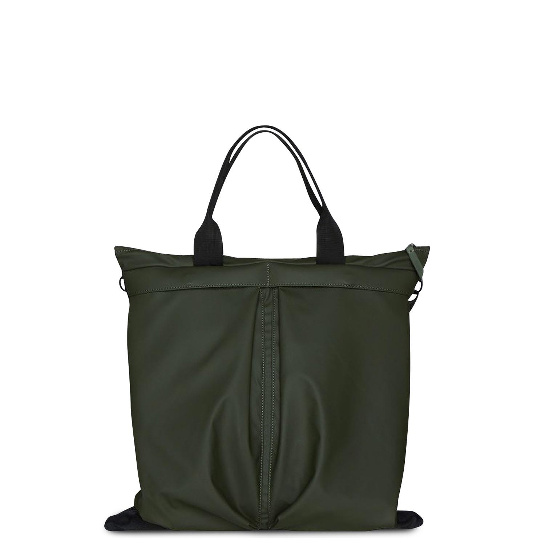 Χιαστί ανδρικά Rains Πράσινο Helmet Bag