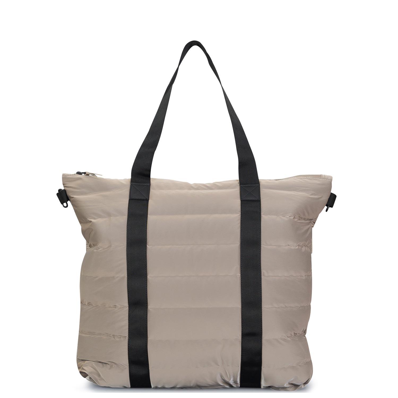 Χιαστί ανδρικά Rains Velvet Taupe Tote Bag Quilted