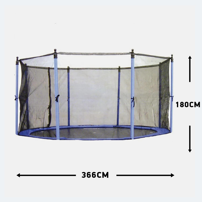 Amila Δίχτυ Τραμπολίνου Διάμετρος 366 Cm (5155500148_17029)