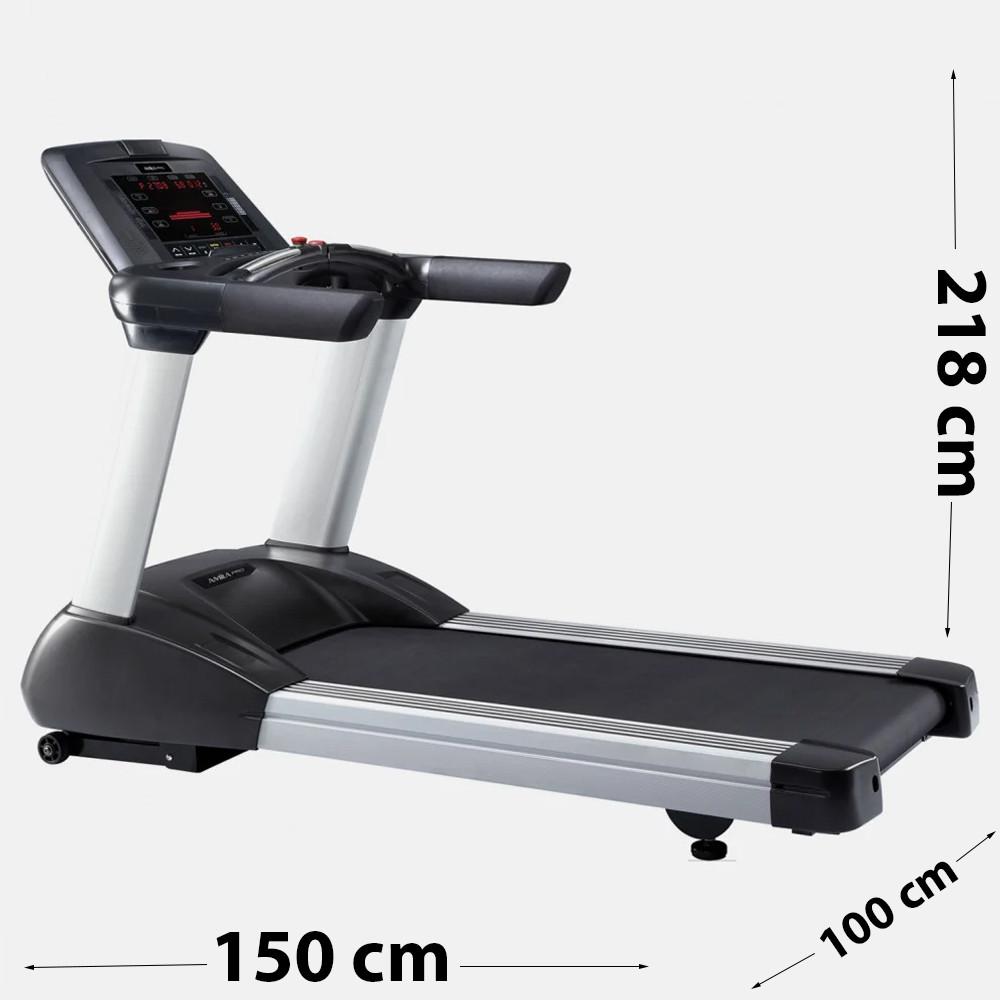 Amila Διάδρομος Γυμναστικής ΤΑ-7715, 218 x 100 x 150 cm (9000010648_17029)