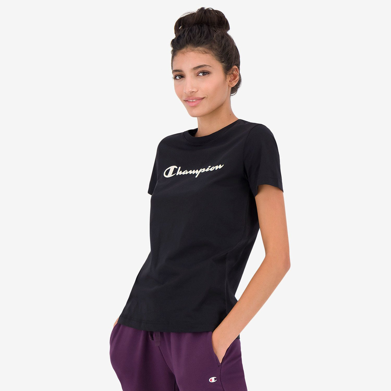 Champion Crewneck Γυναικείο T-Shirt (9000082540_1862)