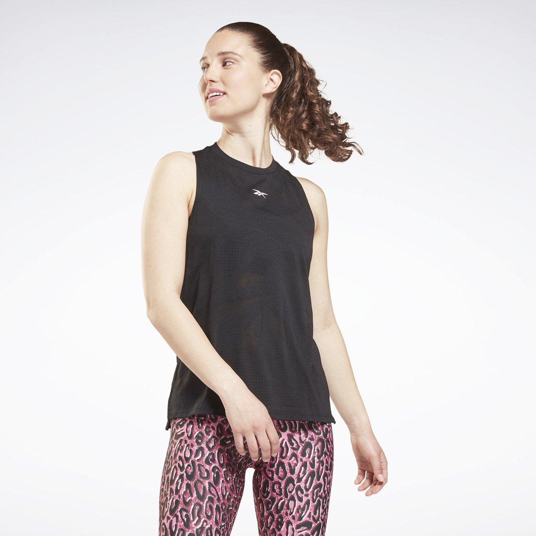 Reebok Sport Burnout Γυναικείο Αμάνικο T-shirt (9000083706_1469)