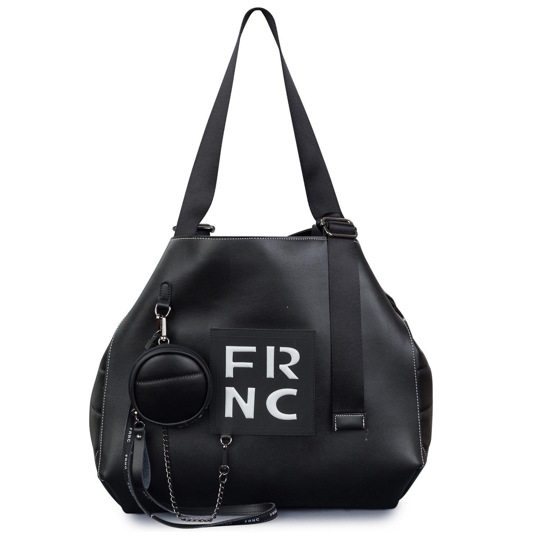 Shopping γυναικεία Frnc Μαύρο 1776