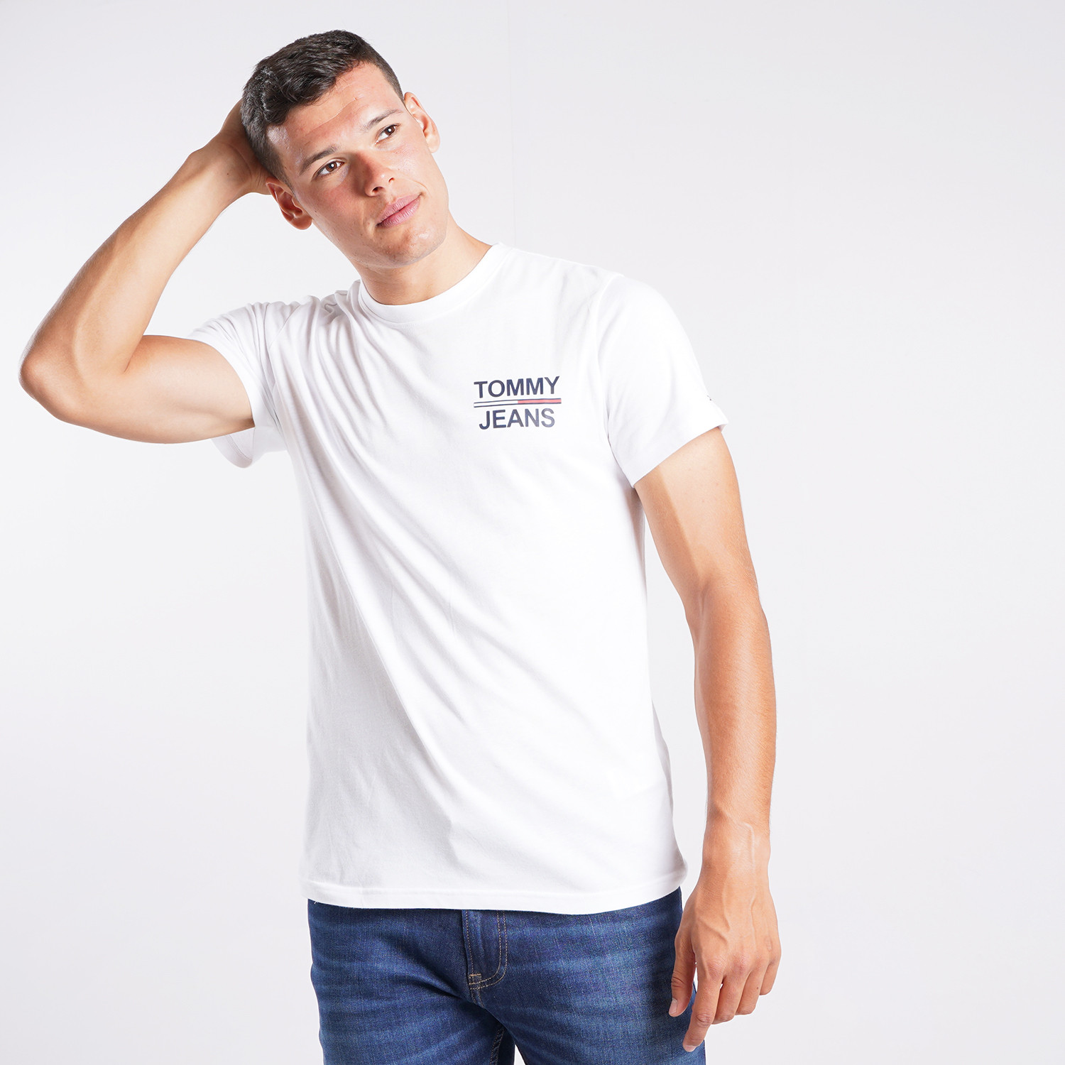 Tommy Jeans Bold Graphic Ανδρικό T-shirt (9000088494_1539)