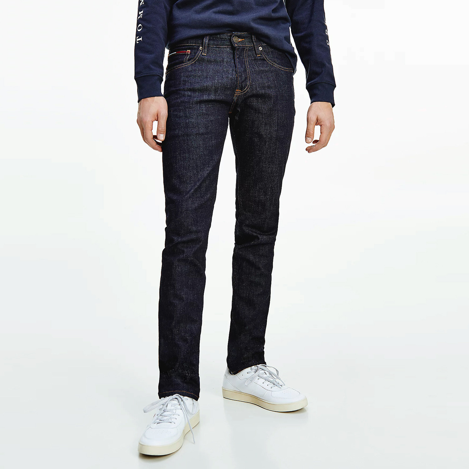 Tommy Jeans Ryan Relaxed Straight Ανδρικό Τζιν Παντελόνι (Μήκος 32L) (9000089969_22939)